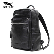 CROSS OX Autumn New Arrival Backpacks For Men and Women Vintage Fashion School Bags Unisex Casual Backpacks BK030M