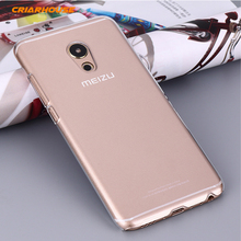 Transparent Crystal Hard Pc Plastic Clean Back Case Cover For Meizu MX3 MX4 MX5 Pro Meilan M1 M2 M3 M5 Note Metal Phone Bags