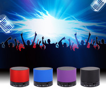 Portable Mini Bluetooth Speaker Wireless Stereo Boombox Speakers Handsfree With Mic Support TF Card Speaker