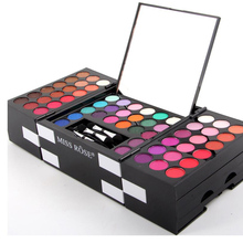 Brand Long Lasting 144 Color Matte Nude Shimmer Eye Shadow Maquiagem Eyeshadow Pallete Makeup Eyes Blusher Brow Powder Kit 12pcs