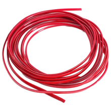 "New 120"" 3M DIY Molding Decoration Trim Universal Fits All Car Interior Exterior Red"