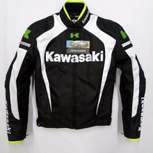 warm automobile race off-road jacket motorcycle clothing ride jackets motorcycle jackets Reflective Safety Clothing(China)