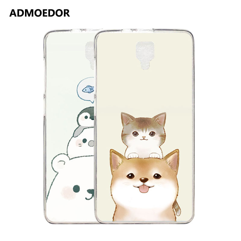lenovo a536 Case,Silicon Popular whimsy Painting Soft TPU Back Cover lenovo a358t 536 Phone Protect Case shell