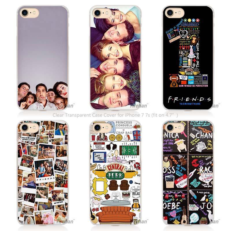 coque iphone 7 plus friends