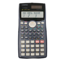 2017 New Dual Power Engineering Scientific Calculator Solar 991MS Calculadora Cientifica Student's Multifunctional Calculator
