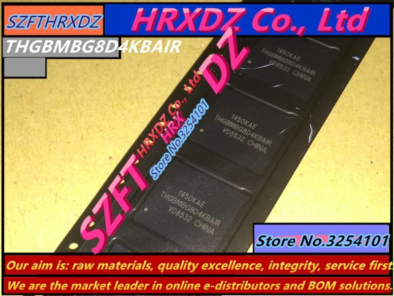 SZFTHRXDZ      100% New Original THGBMBG8D4KBAIR EMMC 32G BGA153 <br>