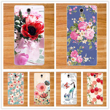 HOT ! SOFT TPU Case Cover For ZTE BLADE A510 Cute 10 Colors Newest Popular 3D Painting tpu Cover Case For ZTE a 510 Holder Bags