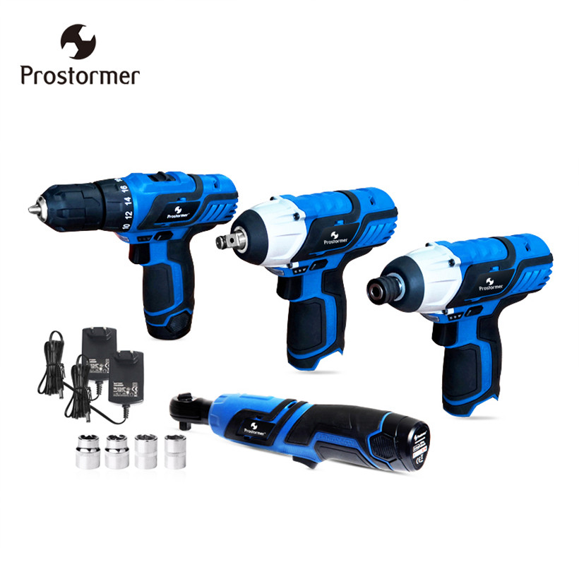 12V Electric drill screwdriver wrench (8)