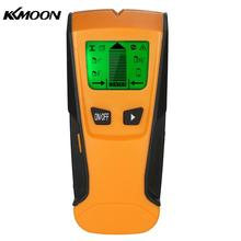 Kkmoon 3 In1 Metal Detectors Stud Center Finder Metal and AC live Wire Detector Wall Scanner Electric Box Finder Wall Detector(China)