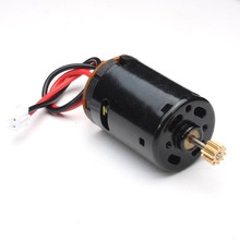 Big Promation High Quality Motor Block Motor Steel Gearbox For 1/16 RC Tank Refitting Parts