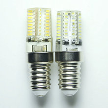 G4 SMD3014 led bulb 24 32 48 64 104 120led Silica Gel LED E14 G9 3014smd lamp AC/DC12V 220V led corn bulb Warmwhite/White light