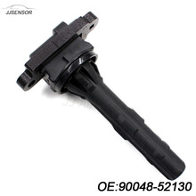 YAOPEI New Car Ignition Coil 90048-52130 For Toyota Avanza Cami Duet Sparky 1.3L K3VE 9004852130
