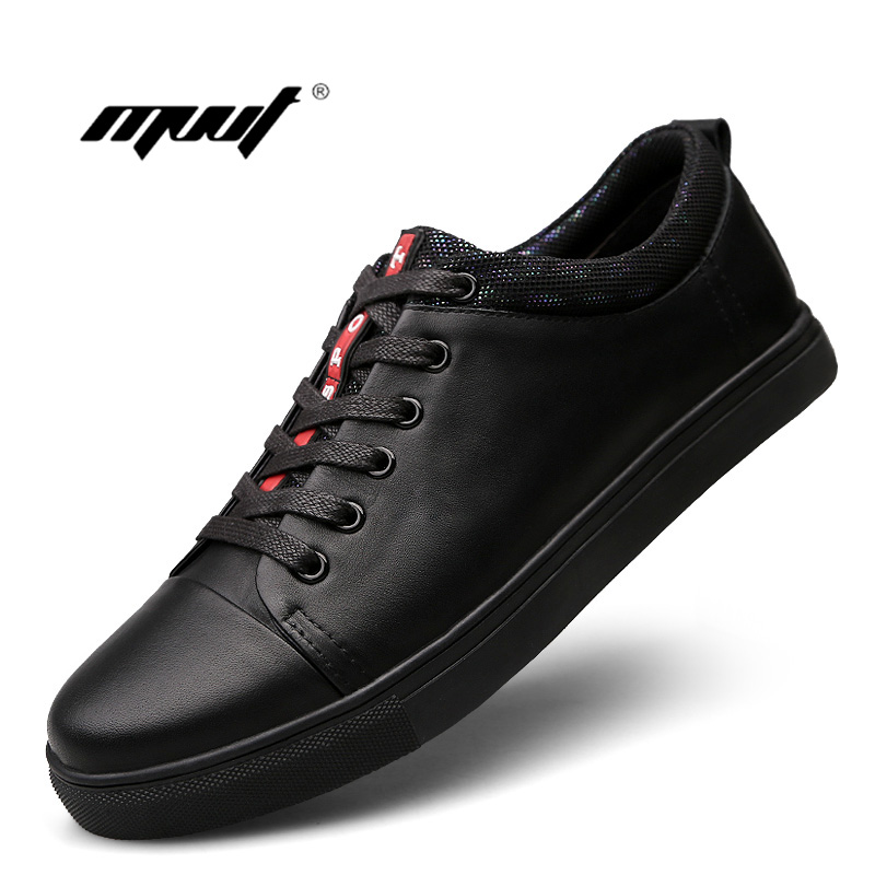 Brand black Men shoes Genuine Leather Flats Shoes Spring/Autumn Men Casual shoes Top Quality Leather Shoes for Men Oxfords <br>