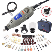 Kingguard 150W Power Tools Electric Rotary Tool Dremel style Mini Drill for Dremel tools Variable Speed 96pcs Accessories