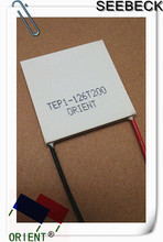 SEEBECK original authentic industrial grade temperature thermoelectric power generation chip TEP1-126T200 40 * 40mm