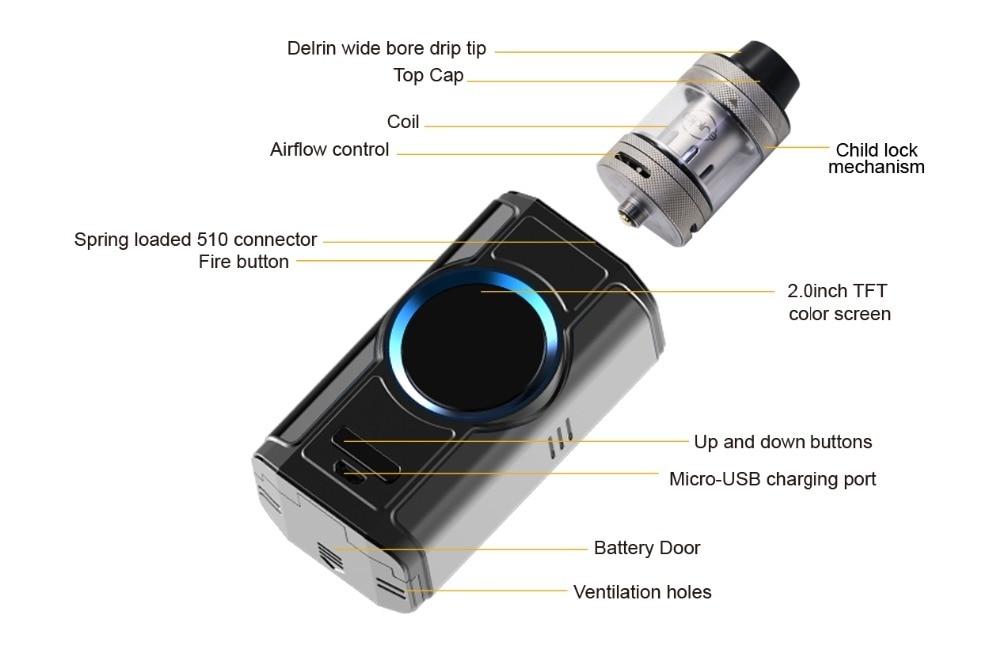 electronic cigarette dynamo kit-03