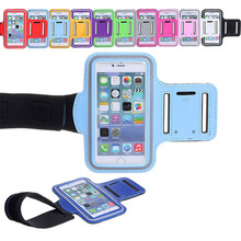 Holder Waterproof outdoor Adjustable Jogging GYM Running arm band case cover skin for Nokia Lumia XL 5 inch mobile phone