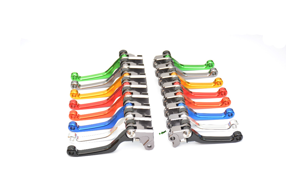8 Colors CNC Pivot Brake Clutch Levers for KTM 250EXC/EXC-R/EXC-F (SIX DAYS) 14-16 2014 2015 2016<br><br>Aliexpress