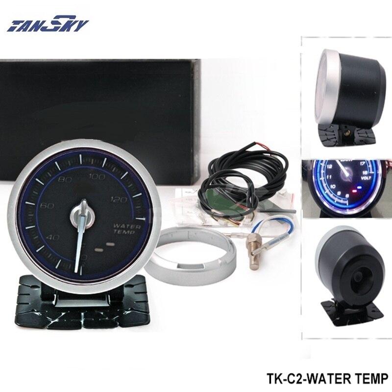 TANSKY - DF Link Meter ADVANCE C2 Water Temperature Gauge Blue For Jeep Cherokee XJ 91-01TK-C2-WATER TEMP