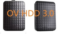 "hot! Hard disk M3 1.tb/2 TB 2.5 ""3.0 Portable USB Hard Drive HDD Black External Hard drives 3 Year giant free shipping"
