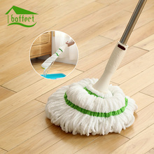 Cleaning Tools Rotary Spin Twist Rotating Mop with Cotton Yarn Head for Housekeeper Home Floor Cleaning 360 Degree Rotating
