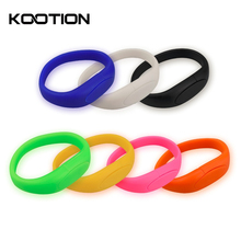 Promotion Gifts Silicone Bracelet Wrist Band USB 2.0 Flash Drive Pendrive 16GB 8GB 4GB Memory Stick Disk USB Storage Device U331