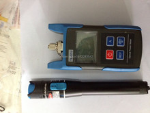 Fiber Optic Cable Tools with 30mw Visual Fault Locator and Optical Power Meter