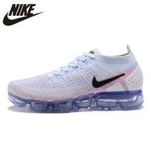 NIKE AIR VAPORMAX FLYKNIT 2 Running Shoes Sneakers Outdoor for Women Orange  red 1802-8 49b97184ed5d
