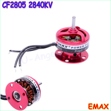 EMAX CF2805 2840KV Outrunner Brushless Motor for rc airplane + free shipping