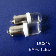 High quality 24V Truck led BA9S instrument lights,freight car DC24V BA9S led bulb,good van led BA9S 24v free shipping 500pcs/lot