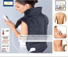 Physiotherapy electric heating vest red bean bags waist support back support shoulder pad vest heated shawl / lap blanket