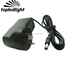 12V 1A 12W Connecter AC100V~240V Input Switching Power Supply Adapter Converter US Power Cord Portable Lighting Accessories