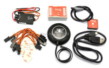 NEW Naza M Lite Multi Flyer Flight Control Controller w/ PMU Power Module & LED &Cables + M8N 8N GPS for NAZA With Compas