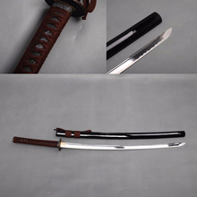 hot cheap real katana swords for sale espada katanas samurai japanese swords katana carbon steel Sharp bushido Full tang