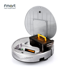 Fmart Robot Vacuum Cleaner 1000Pa 740ml Dust Box 110ml Water Tank HEPA Filter UV Sterilize Time Schedule Vacuum Cleaners YZ-U1S