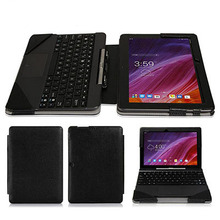 "PU Book Leather Case Cover (With Keyboard Case) For ASUS Transformer Pad TF103C TF103CE TF0310C K010 K010e K018 10.1"" Tablet PC"