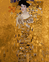 Mrs. Klimt-Bauer Coloring by numbers 40*50cm paintings by numbers diy oil painting on canvas pictures on the wall Christmas