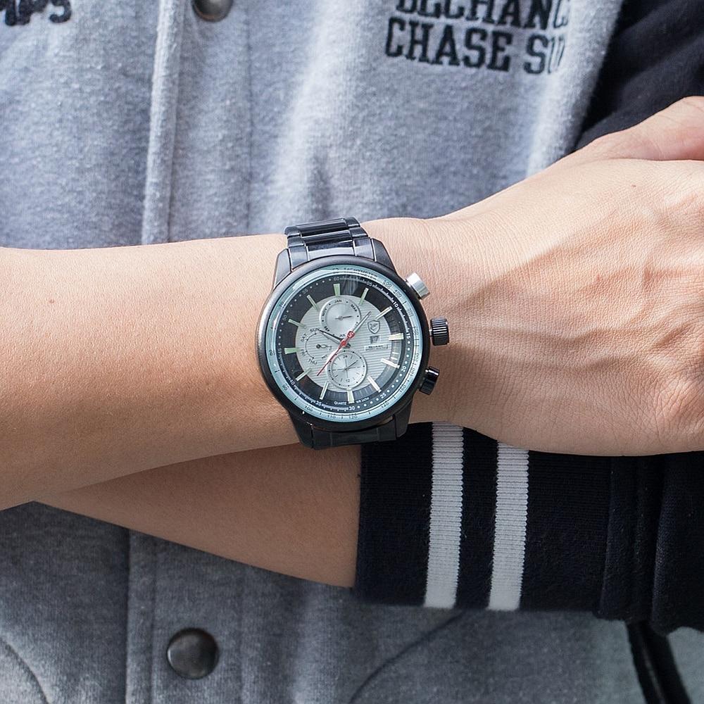 HTB15zumbijQBKNjSZFnq6y DpXaT - Gummy Shark Sport Watch - White /SH371
