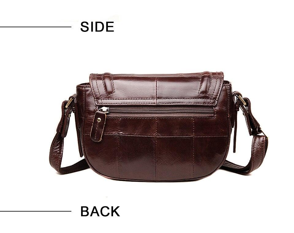 حقيبة جلد طبيعي للنساء 14