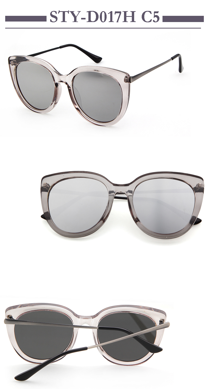 Long Keeper New Europe Style Fashion Cat eye Sunglasses Women High Quality Eyeglasses Ladies Shopping Trendy Glasses UV400 D017H