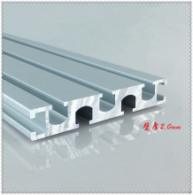 1590 aluminum extrusion profile G groove wall thickness 2mm length 100mm industrial aluminum profile workbench 1pcs
