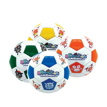 Ball soccer Children Soccer Chinese Art Cartoon Kids Soccer, Cartoons Soccer 2 NO .size Football ball(China)