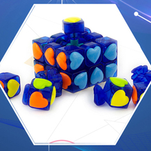 Magic Cube Magic Square Puzzle Speed Games Grownups Rubi Cube Maze Educational Toys For Boys Plastic Fidget Toy 50K241