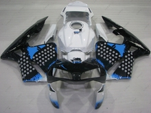 Plastic Fairings CBR 600 RR 2003 Fairing Kits CBR 600 RR 04 2003 - 2004 White Black Fairing CBR600 RR 03(China)