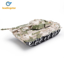 Leadingstar Newest Army RC Fighting Battle Tanks for Kids Toys Remote Control Battling Tank Model Toys High Quality Remote Contr(China)