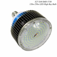 100W 120W 150W 200W LED bulb High Bay industrial light factory Lighting Lamp AC85~265V 3 years warranty White/Warm White