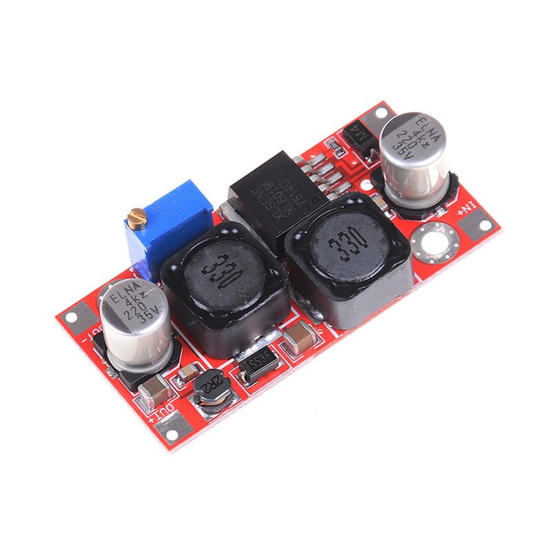 DC Adjustable Step up boost Power Converter Module Replace XL6019 Power Supply Module dc-dc boost converter