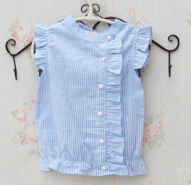 Girl Shirt Brand 17 Cotton Girls White Blouses High Quality Solid Teenage School Uniform Shirt Long Sleeve Spring Kids Clothes 8