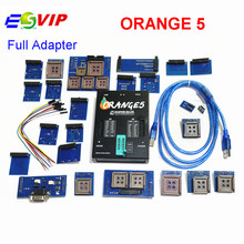 High quality and best price OEM orange5 programmer orange 5 programmer on stock now with full adapter and software FREE DHL(China)