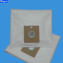 5 Pcs Bag With 1pcs Filter vacuum cleaner parts filter bag suitable for LG SAMSUNG GOLDSTAR PAPER Dust BAGS VC9000 series VP77